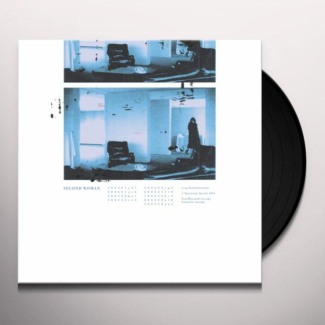 SECOND WOMAN Vinyl Record