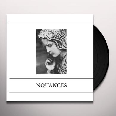 NOUANCES / VARIOUS Vinyl Record