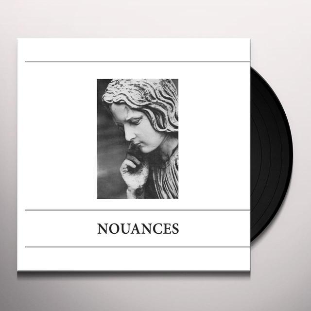 NOUANCES / VARIOUS Vinyl Record