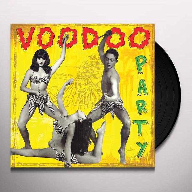 VOODOO PARTY 1 / VARIOUS Vinyl Record