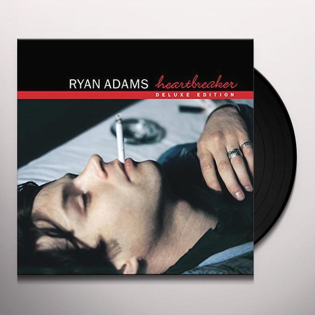 Ryan Adams HEARTBREAKER (W/DVD) Vinyl Record