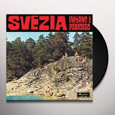 Piero Umiliani SVEZIA INFERNO E PARADISO - O.S.T. Vinyl Record