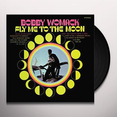 Bobby Womack FLY ME TO THE MOON Vinyl Record - 180 Gram Pressing