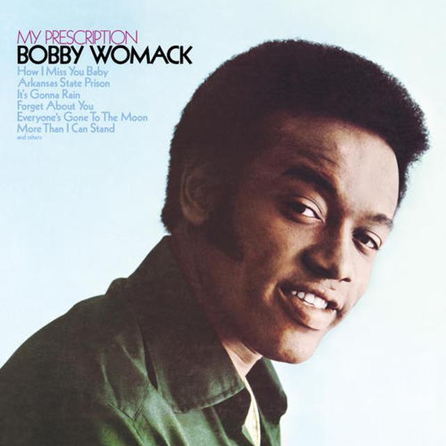 Bobby Womack MY PRESCRIPTION Vinyl Record - 180 Gram Pressing