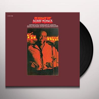 Bobby Womack WOMACK LIVE Vinyl Record - 180 Gram Pressing