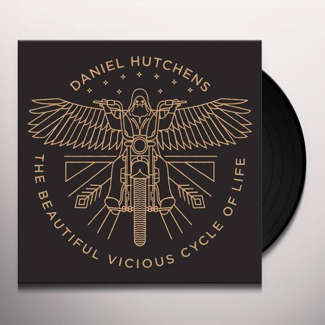Daniel Hutchens BEAUTIFUL VICIOUS CYCLE OF LIFE Vinyl Record