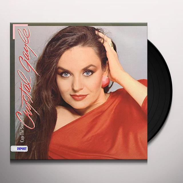Crystal Gayle CAGE THE SONGBIRD Vinyl Record