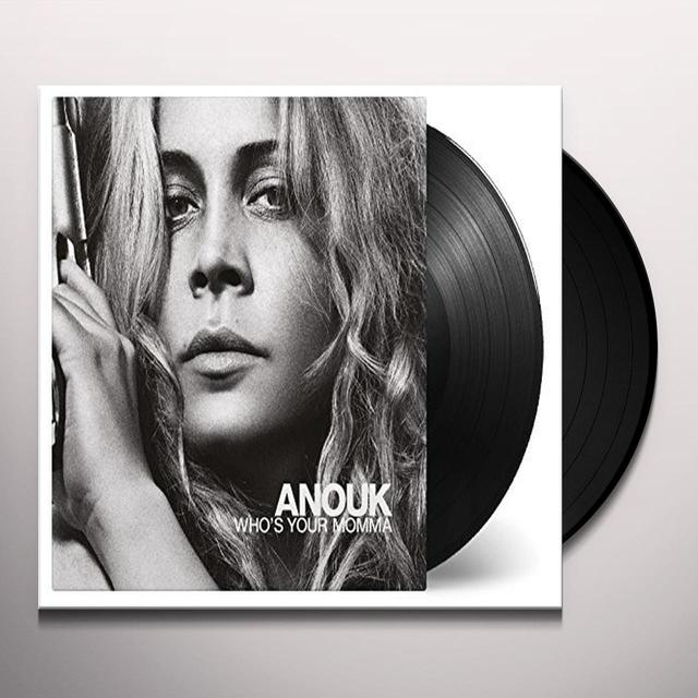 Anouk WHO'S YOUR MOMMA Vinyl Record