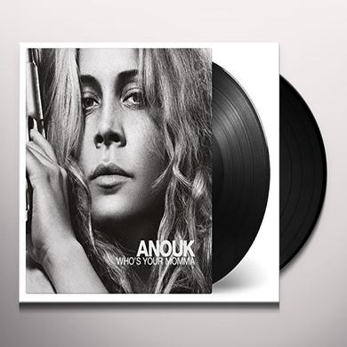 Anouk WHO'S YOUR MOMMA Vinyl Record - Holland Import