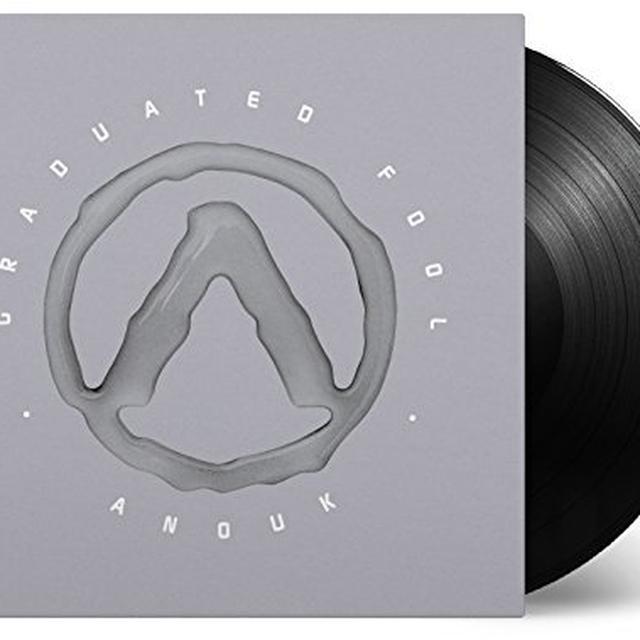 Anouk GRADUATED FOOL Vinyl Record