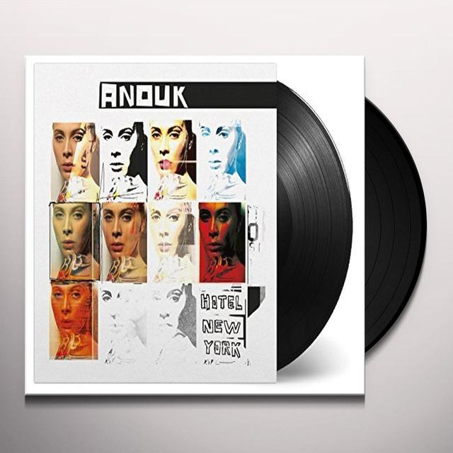 Anouk HOTEL NEW YORK Vinyl Record - Holland Import