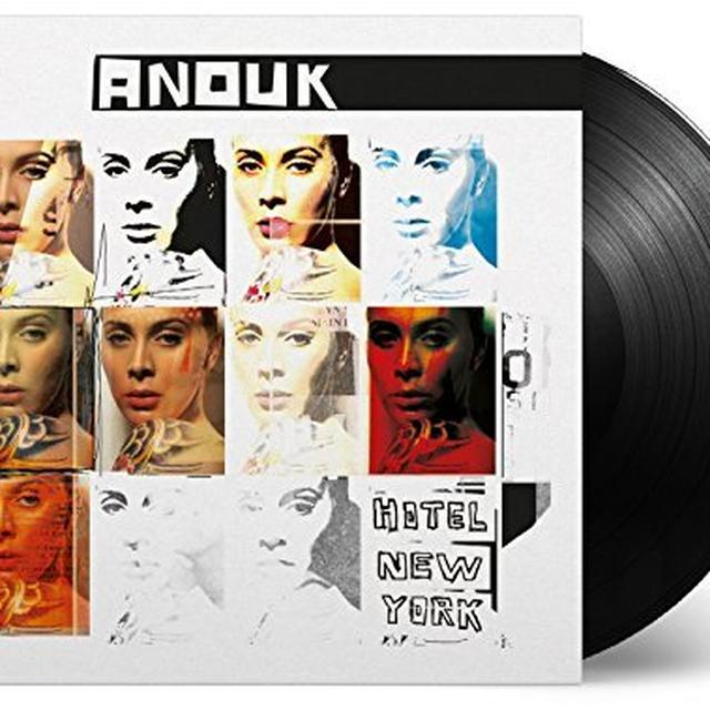 Anouk HOTEL NEW YORK Vinyl Record