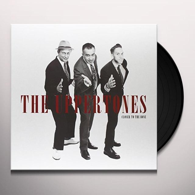 UPPERTONES CLOSER TO THE BONE Vinyl Record - Italy Import