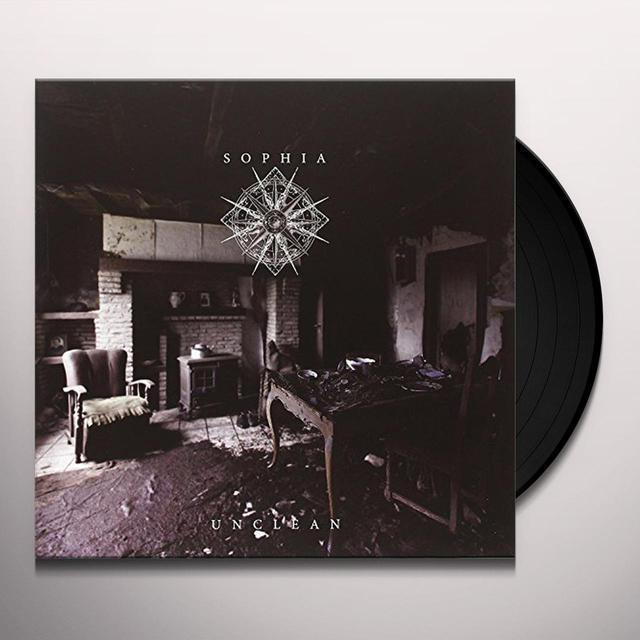 Sophia UNCLEAN Vinyl Record