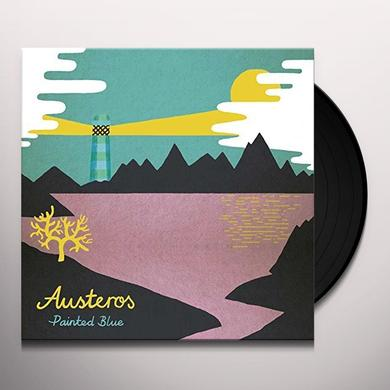 AUSTEROS PAINTED BLUE Vinyl Record