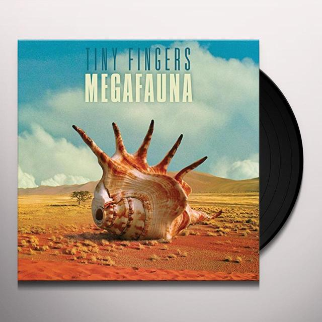 TINY FINGERS MEGAFAUNA Vinyl Record - UK Import