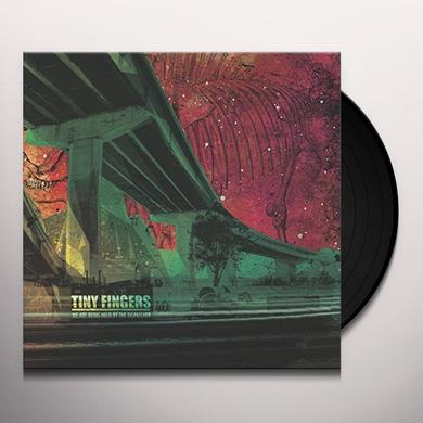 TINY FINGERS WE ARE BEING HELD BY THE DISPATCHER Vinyl Record - UK Import