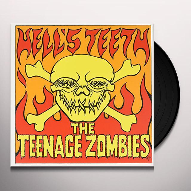 TEENAGE ZOMBIES HELL'S TEETH (COLOURED VINYL) Vinyl Record