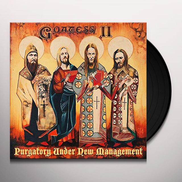 Goatess PURGATORY UNDER NEW MANAGEMENT Vinyl Record - UK Import