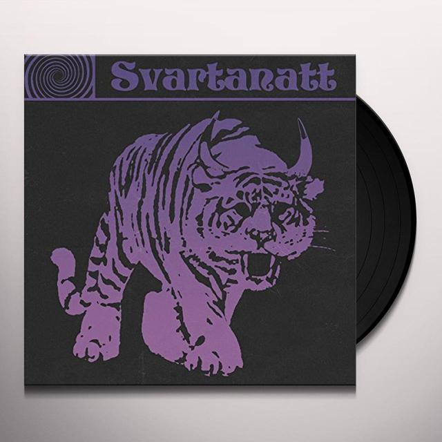 SVARTANATT Vinyl Record - UK Import