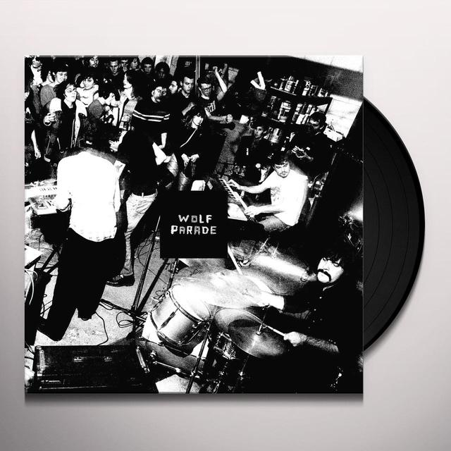 Wolf Parade APOLOGIES TO THE QUEEN MARY: DELUXE Vinyl Record