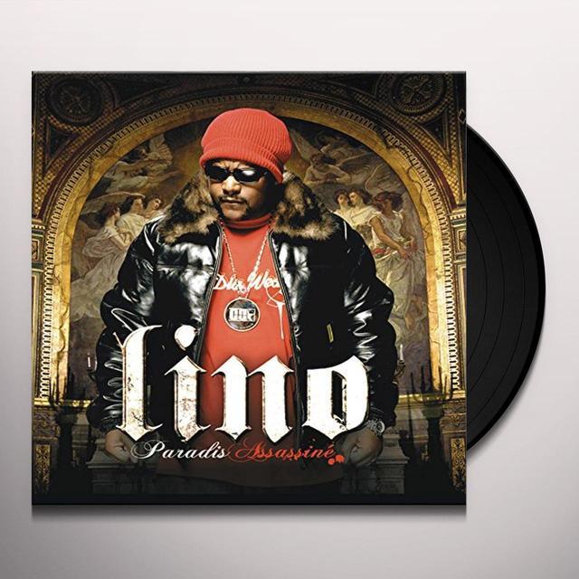 Lino PARADIS ASSASSINE (FRA) Vinyl Record