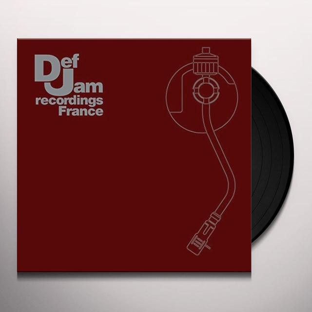IAM GRENAT Vinyl Record - Canada Import