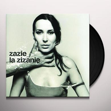 Zazie LA ZIZANIE Vinyl Record - Canada Import