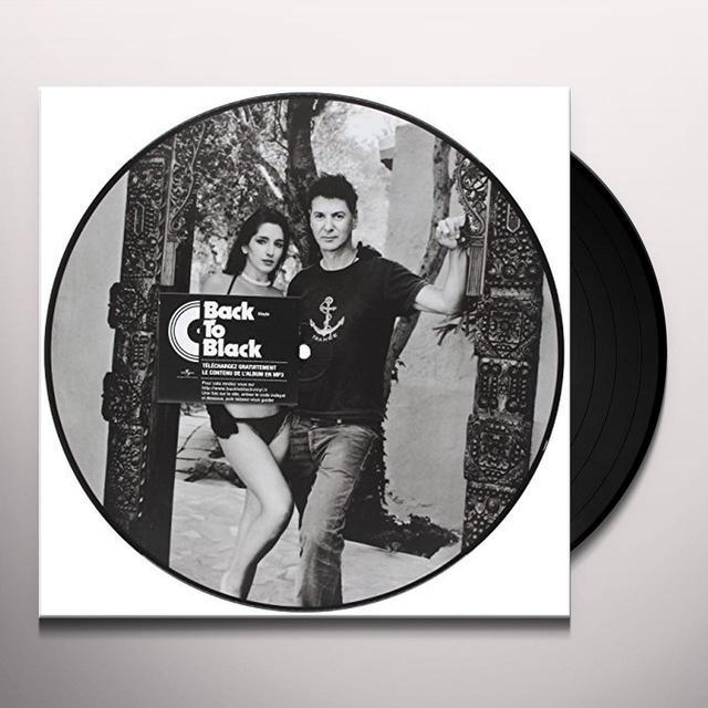 Étienne Daho LES CHANSONS DE LINNOCE Vinyl Record