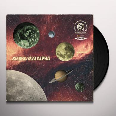 Melbourne Ska Orchestra SIERRA KILO ALPHA Vinyl Record