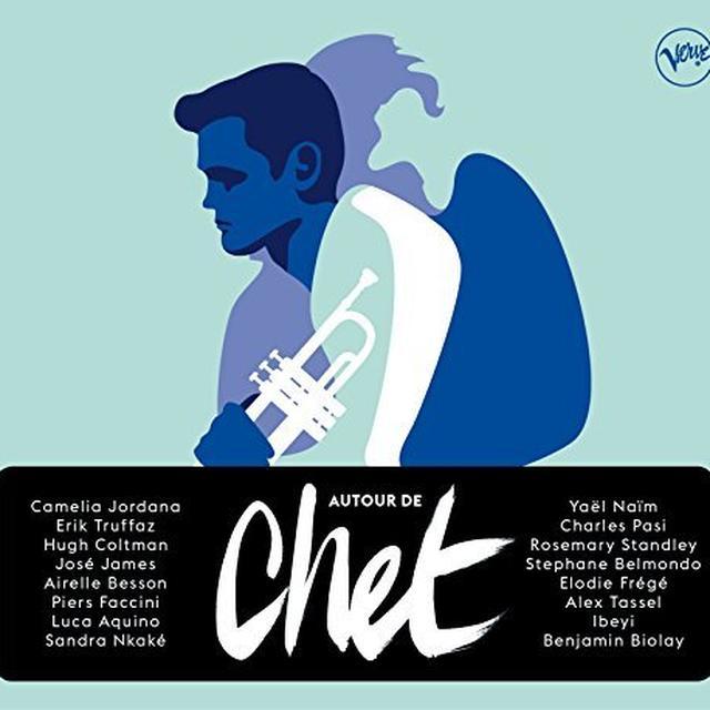AUTOUR DE CHET Vinyl Record