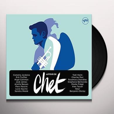 AUTOUR DE CHET (FRA) Vinyl Record