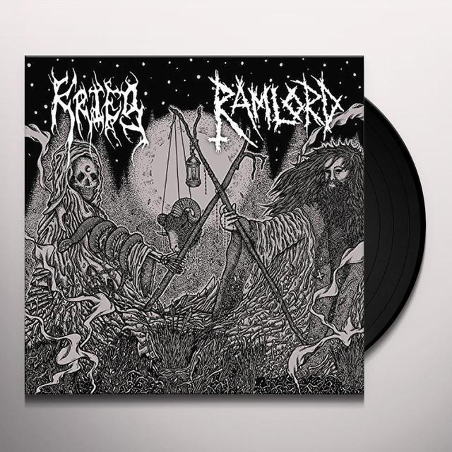 KRIEGRAMLORD SPLIT Vinyl Record