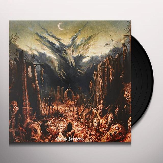 ASHENCULTMEPHORASH OPUS SERPENS SPLIT Vinyl Record - Canada Import