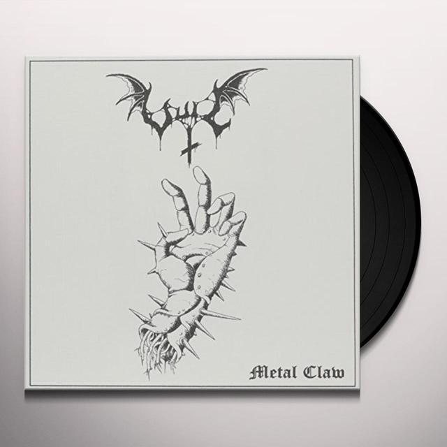 VUIL METAL CLAW Vinyl Record