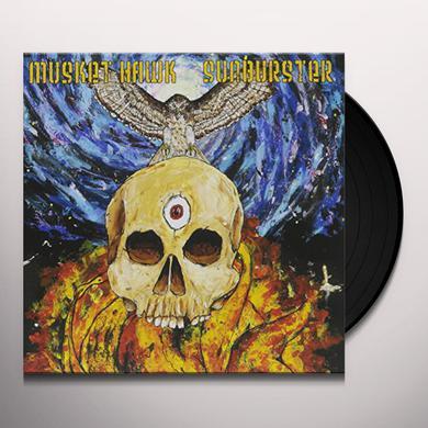 MUSKET HAWK / SUNBURSTER SPLIT Vinyl Record