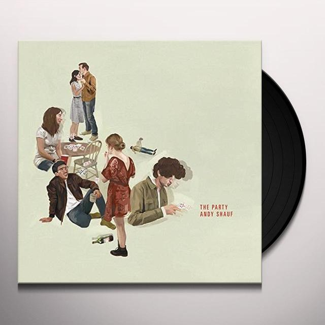 Andy Shauf PARTY Vinyl Record - Canada Import