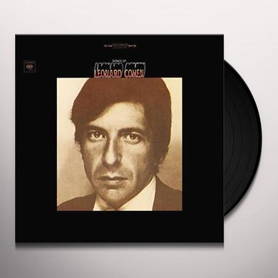 SONGS OF LEONARD COHEN Vinyl Record - UK Import