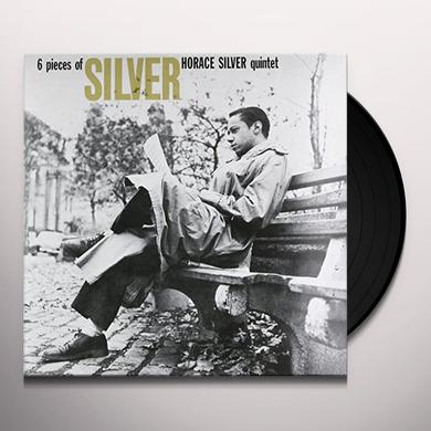 Horace Silver 6 PIECES OF SILVER Vinyl Record - UK Import