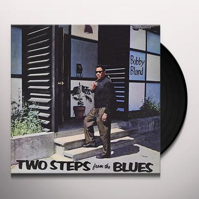Bobby Blue Bland TWO STEPS FROM THE BLUES Vinyl Record - UK Import