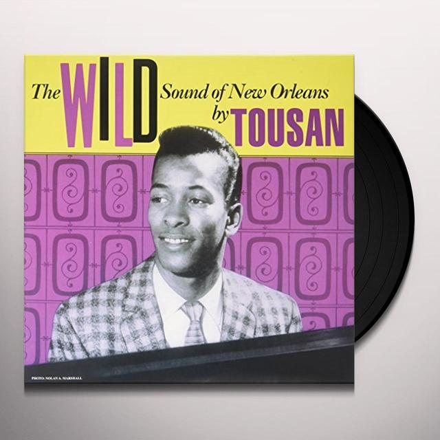 Allen Toussaint WILD SOUND OF NEW ORLEANS Vinyl Record - UK Import