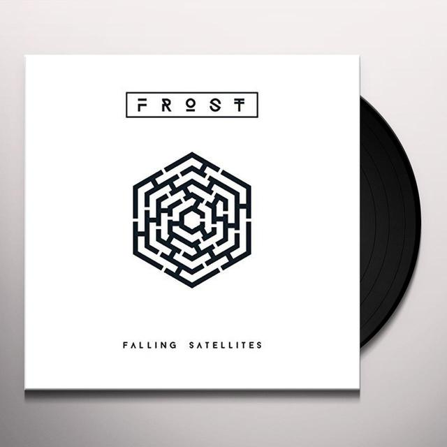 Frost FALLING SATELLITES (BOX) Vinyl Record - UK Import