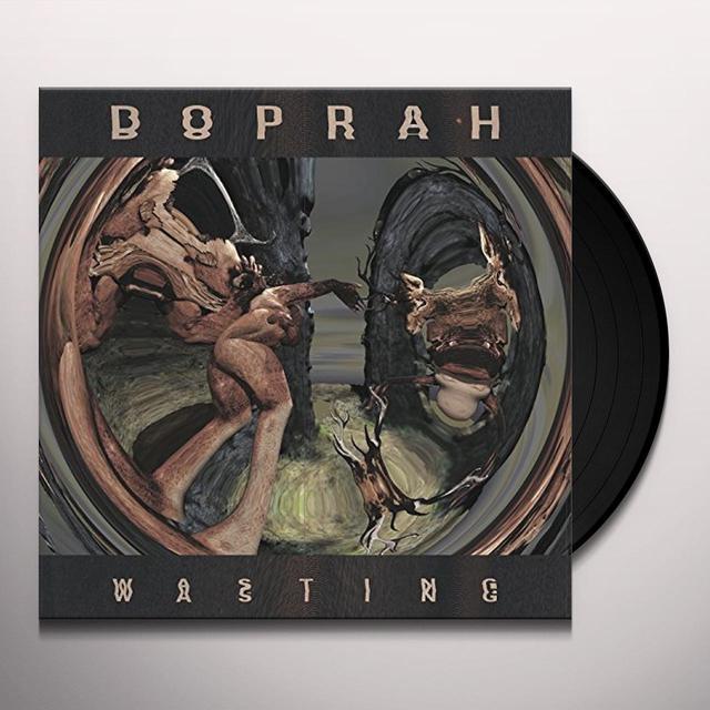 Doprah WASTING Vinyl Record - Canada Import