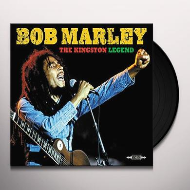 Bob Marley KINGSTON LEGEND Vinyl Record - 180 Gram Pressing, Canada Import