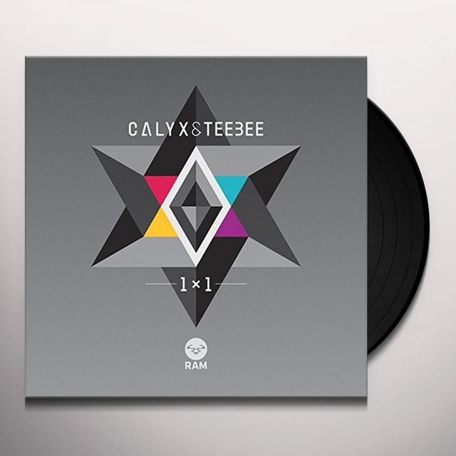 Calyx & Teebee 1X1 Vinyl Record - UK Import