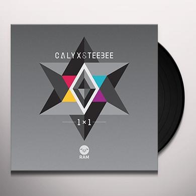 Calyx & Teebee 1X1 Vinyl Record - UK Import