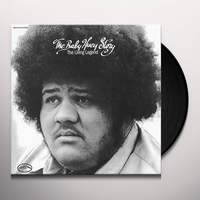 Baby Huey LIVING LEGEND Vinyl Record - Holland Import