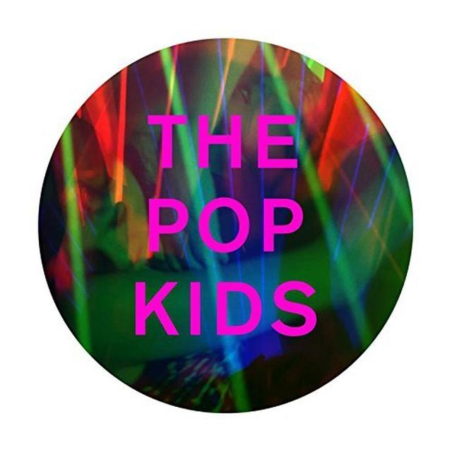 Pet Shop Boys POP KIDS Vinyl Record - Colored Vinyl, White Vinyl, UK Release