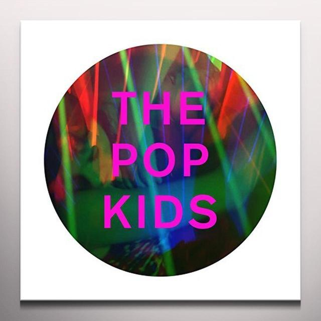 Pet Shop Boys POP KIDS Vinyl Record - Colored Vinyl, White Vinyl, UK Import