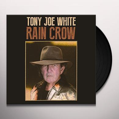 Tony Joe White RAIN CROW Vinyl Record - Digital Download Included